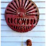 Rockwood sprinkler bell.
