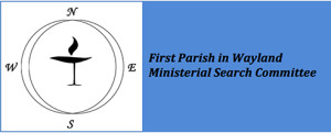 Ministerial Search Committee logo