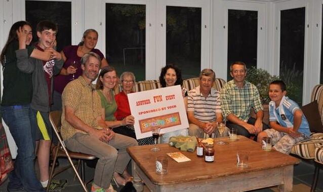 Fellowship Dinners, Sept. 26: Join The Fun!