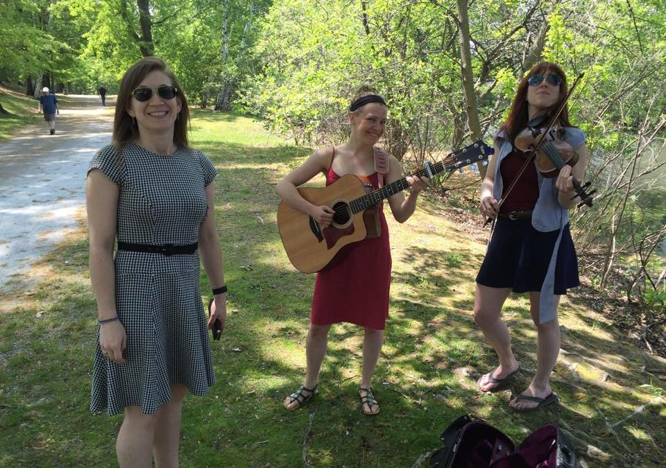 Building Harmony: A Concert to Support the Lauren Dunne Astley Memorial Fund