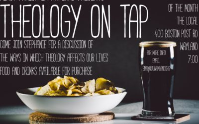 Theology On Tap!
