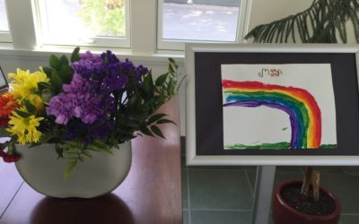Art A-Bloom: Make Floral Arrangements Inspired by Children's Artwork
