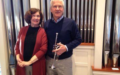 Organ & Trumpet Recital