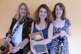 First Parish Coffee House presents The Boxcar Lilies