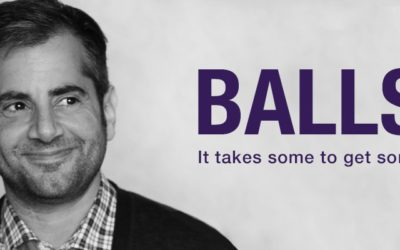 """""""Balls: It Takes Some to Get Some"""" Book Discussion"""