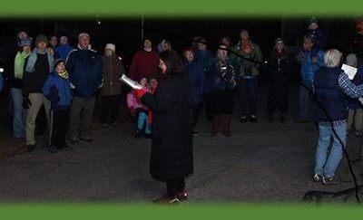 Carol Sing & Community Open House