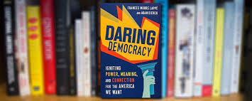 """Daring Democracy"" Discussion & Dinner"