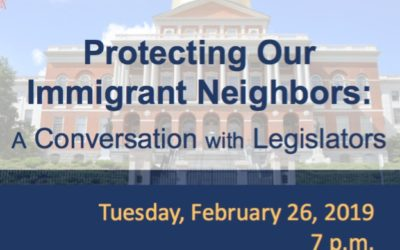 Join Us For A Conversation About Immigration